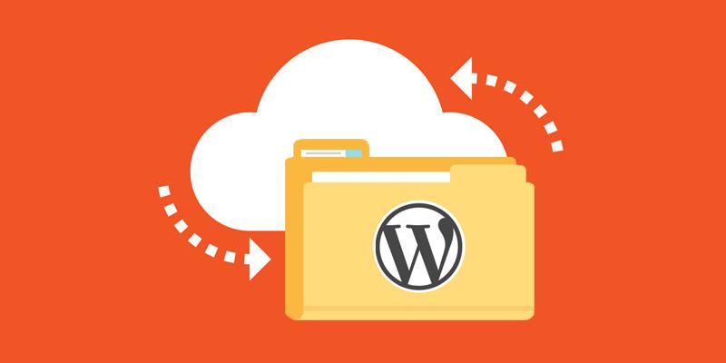 WordPress Yedeğini Yükleme