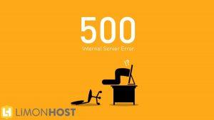 HTTP 500