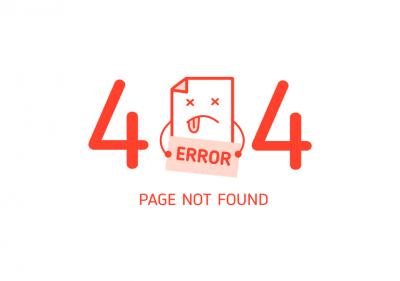 404 not found sayfa bulunamadı hatası ve çözümü