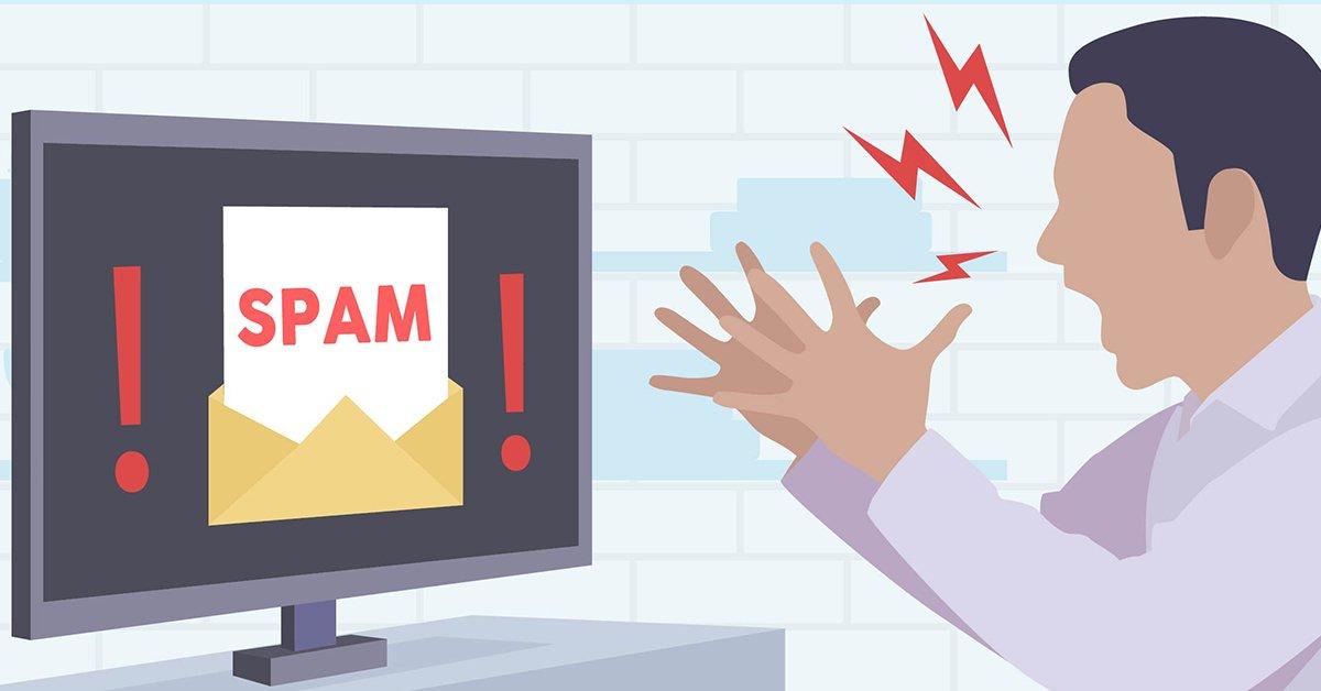 spam mailler neden olur